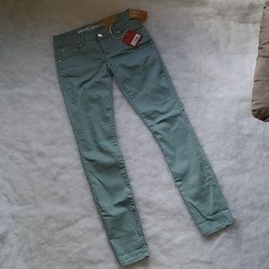 Aqua blue Jeans size 3